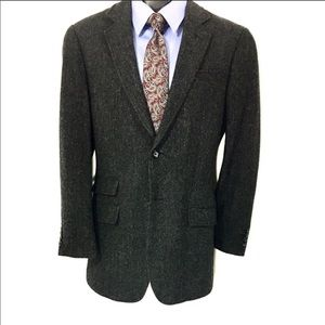 Grey wool blazer in great condition.